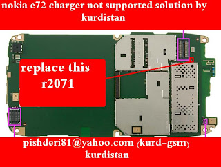 Nokia E72 Charger Not Supported Solution - All About Mobiles