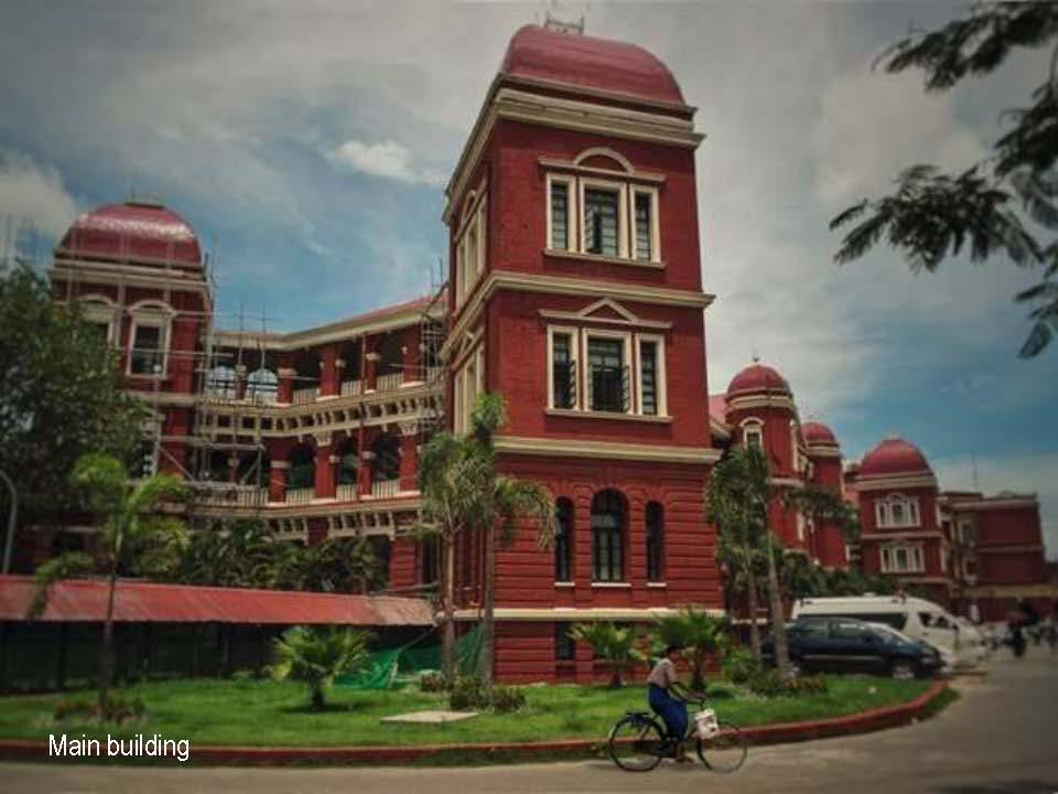 Article25 Yangon Hospital project