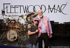 w/ Mick Fleetwood - 2015