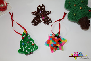 Christmas Cookie Cutter Crafts