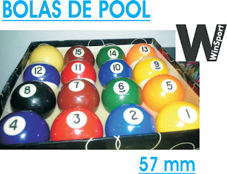 BOLAS POOL $ 650
