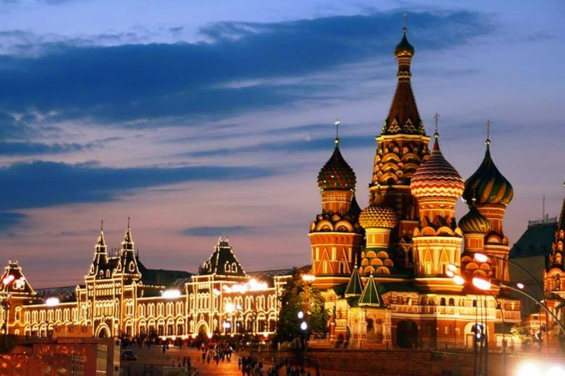 Cattedrale di San Basilio - Mosca (Russia)