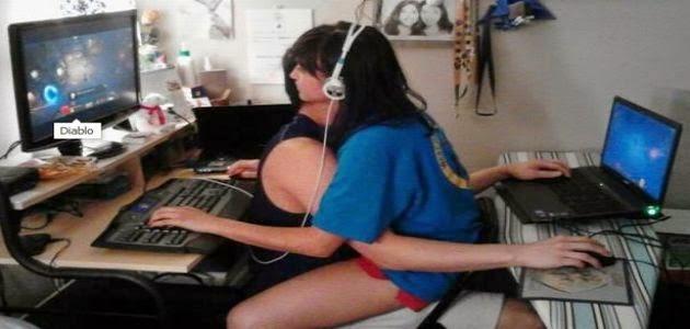 Não deixe o videogame acabar com seu relacionamento