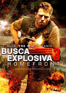 Download - Busca Explosiva 3 DVD-R Dual Áudio ( 2013 )