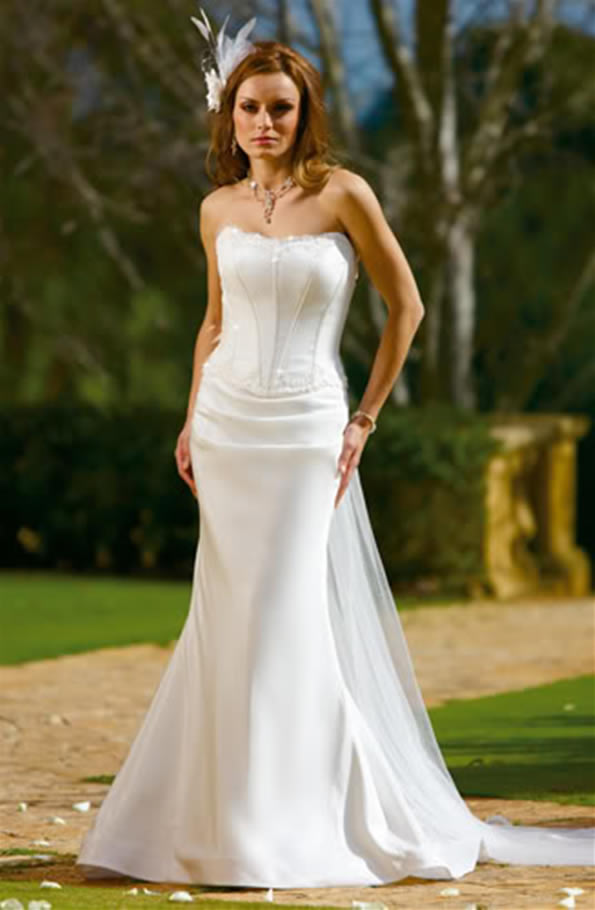 Wedding dress wedding gown for Wedding dresses for hawaii