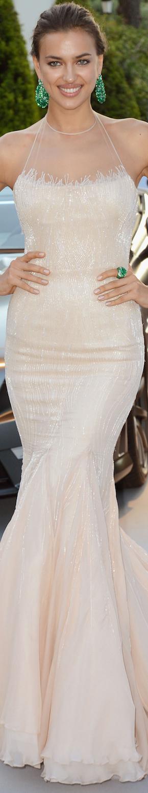 Irina Shayk 2012 amfAR Gala