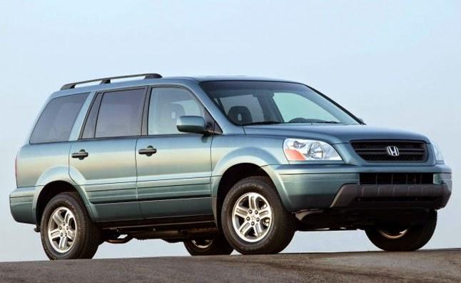 Honda Pilot (2005) Mobil Bekas Terpopuler