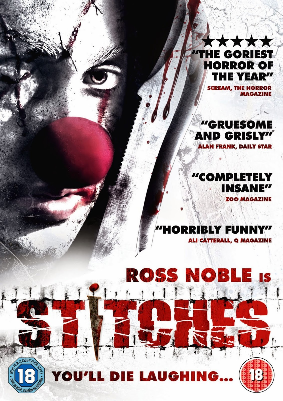 Stitches (2012) [Latino]