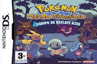 Pokémon Mundo Misterioso - Equipo de Rescate Azul