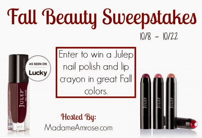 fall beauty must haves giveaway