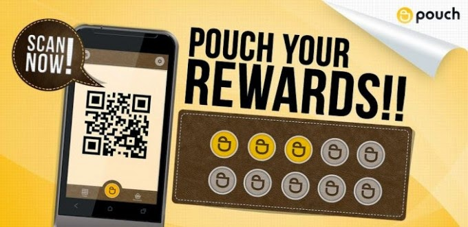Pouch Loyalty App