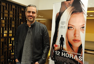 """O diretor Heitor Dhalia lança seu novo filme, """"12 Horas"""""""