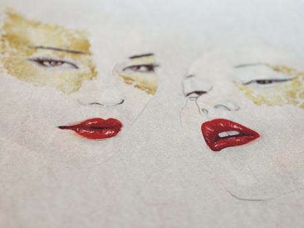 Fashion Illustration Inspiration: Shawna X