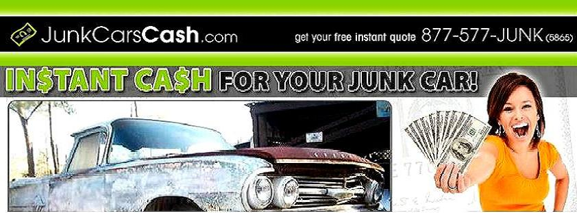 Junkcarscash.com: Money For Junk Cars, Call Us At 877-577-JUNK & Get Paid !