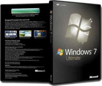 Windows 7 Ultimate x86/x64 Genuine
