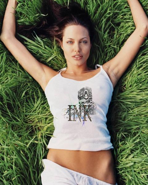 Angelina Jolie Porte Fenua Tattoo Tahiti Tattoo Specialiste Du