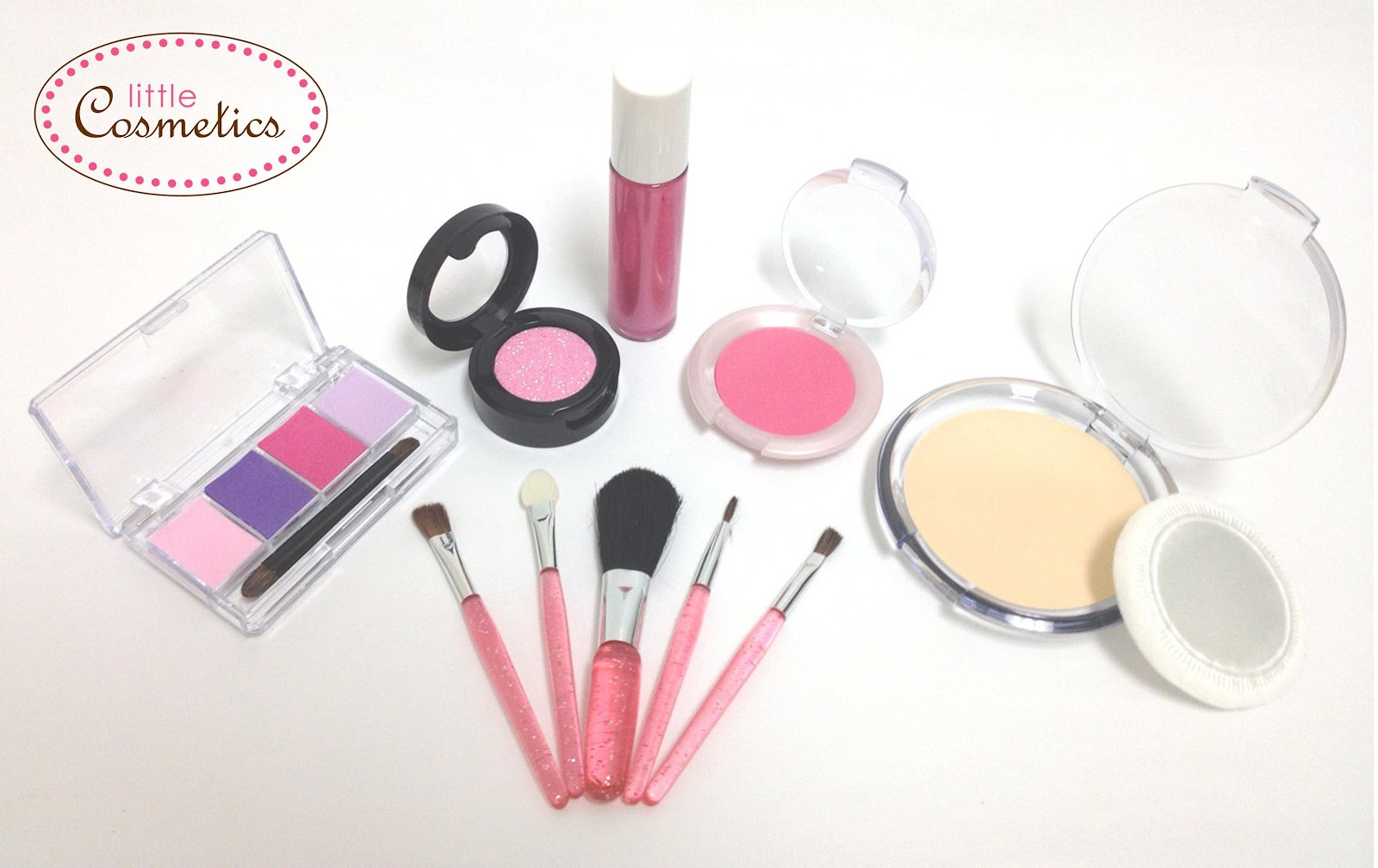 My Springfield Mommy The Little Cosmetics Shop Pretend Makeup Kit Review