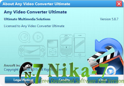 Any Video Converter Ultimate v5.8.7 Final