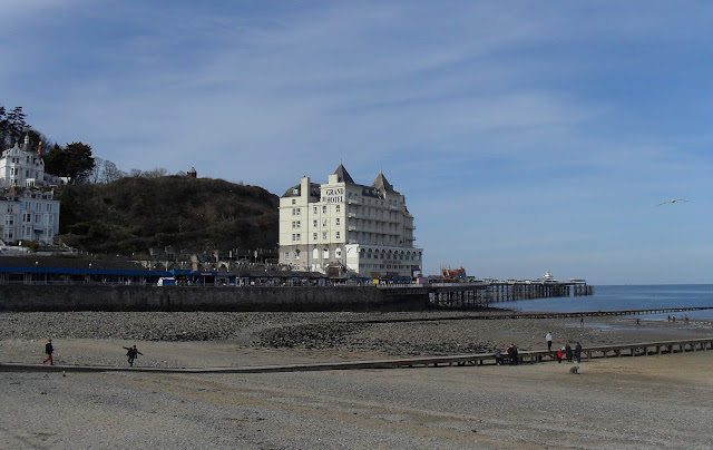 The Grand Hotel at Llandudno