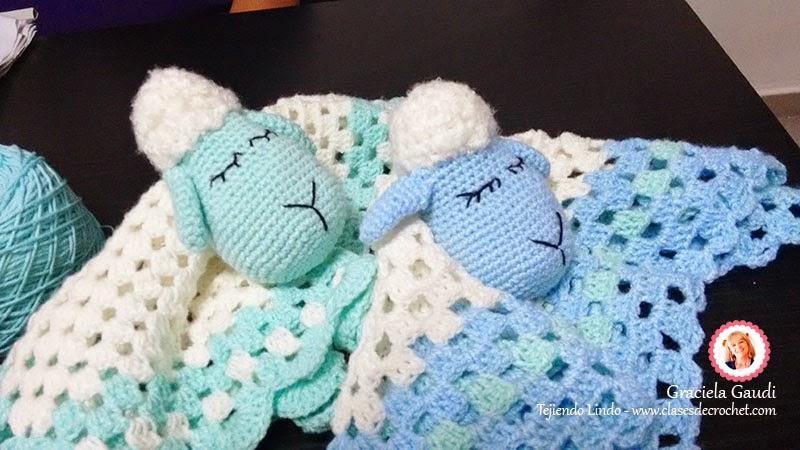deco crochet mantas bebe