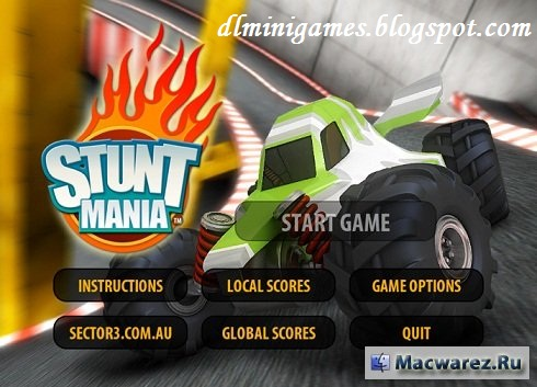 Stunt Mania Game Stunt Mania 4 Full pc Games