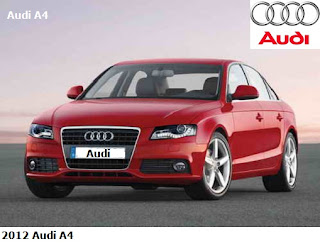 2012 Audi A4 review