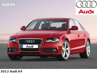 2012 Audi A4 review