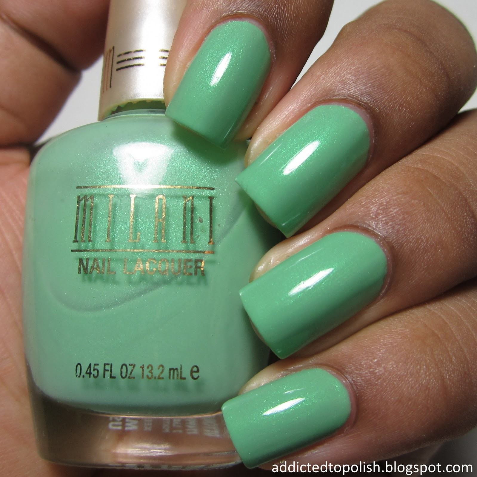 Milani Dress Maker chanel jade dupe