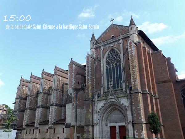 toulouse cathédrale saint-étienne