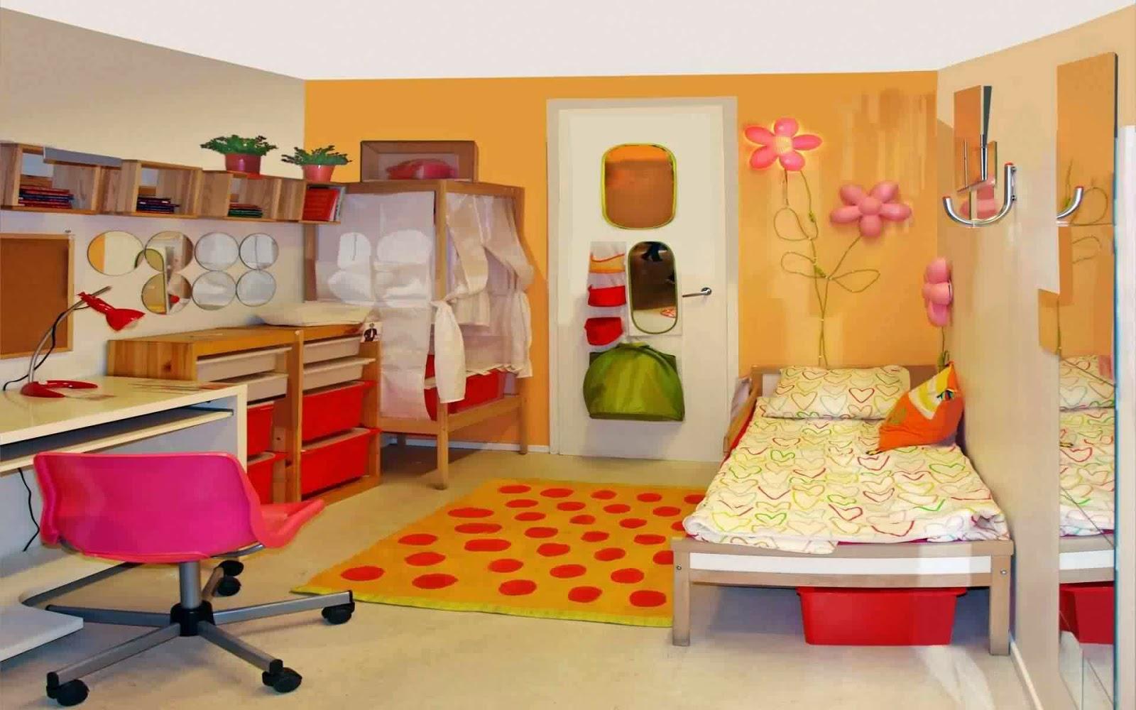ديكور غرف اولاد