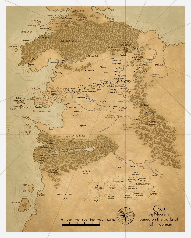 Gor Map 1