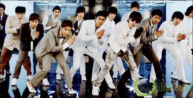 Super Junior - Sorry Sorry
