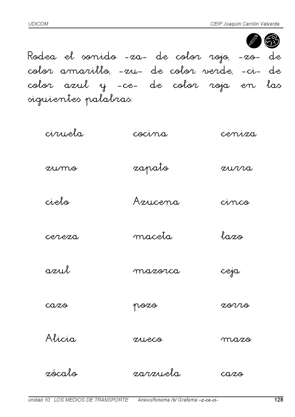 dificultades aprender escribir: