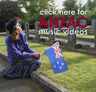 ANZAC music videos