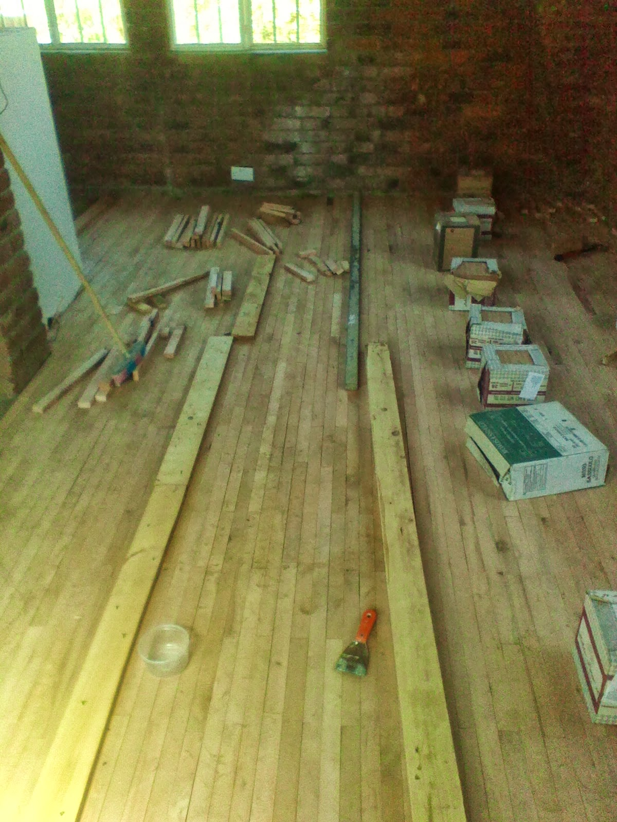 Alternative building construction in tanzania wood for Hardwood floors upstairs