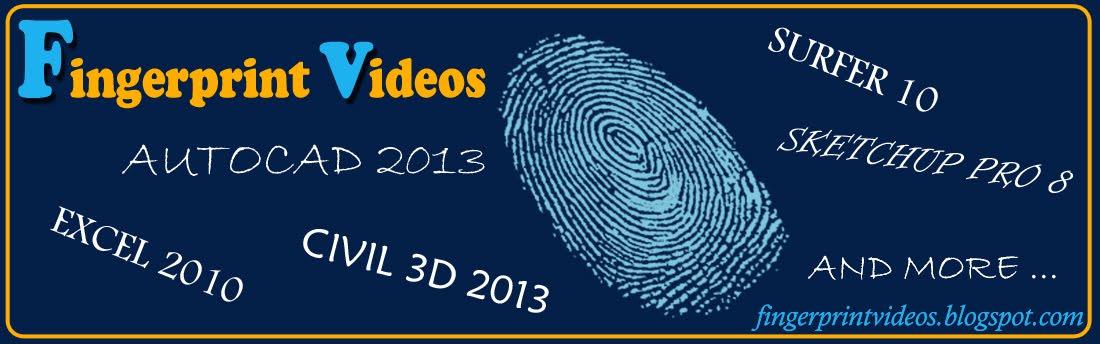 fingerprint videos