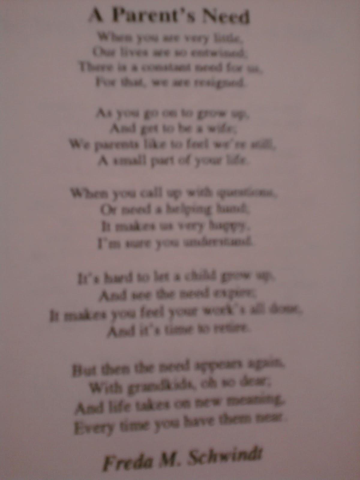 Grandchildren Poems Poems from grandchildren