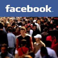 Facebook was the third largest country in population in behalf of china and India