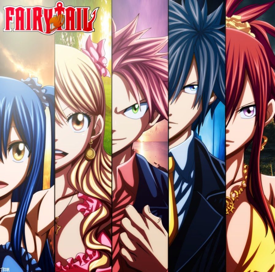 Fairy tail fate stay night - Image de natsu fairy tail ...