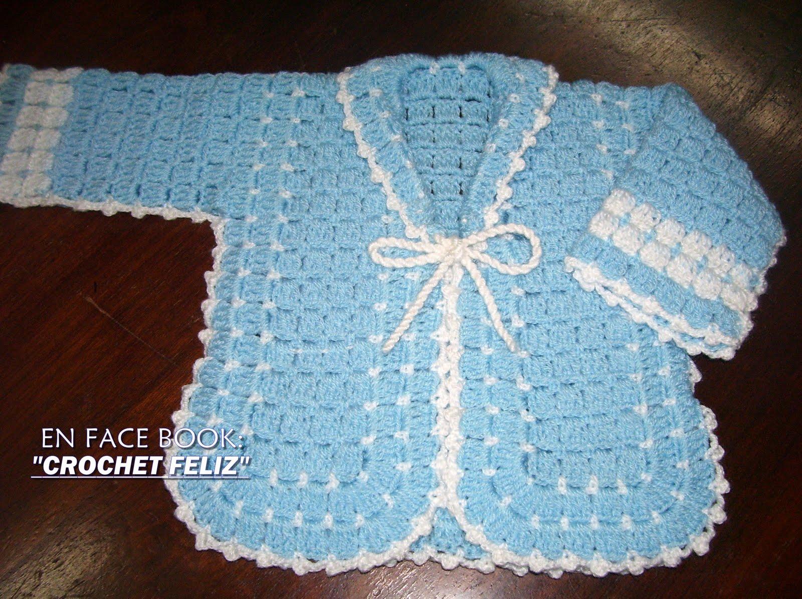 Crochet Para Bebes Paso Paso