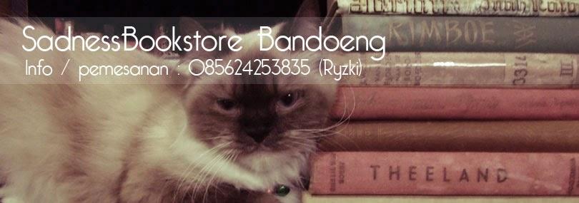 SadnessBookstore Bandoeng