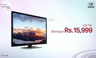 Full-hd-smart-led-tvs-extra-rs-9999-cashback-paytm