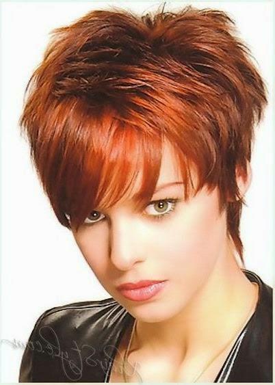 Kupfer farbene haare