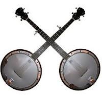 Dueling PhD banjos