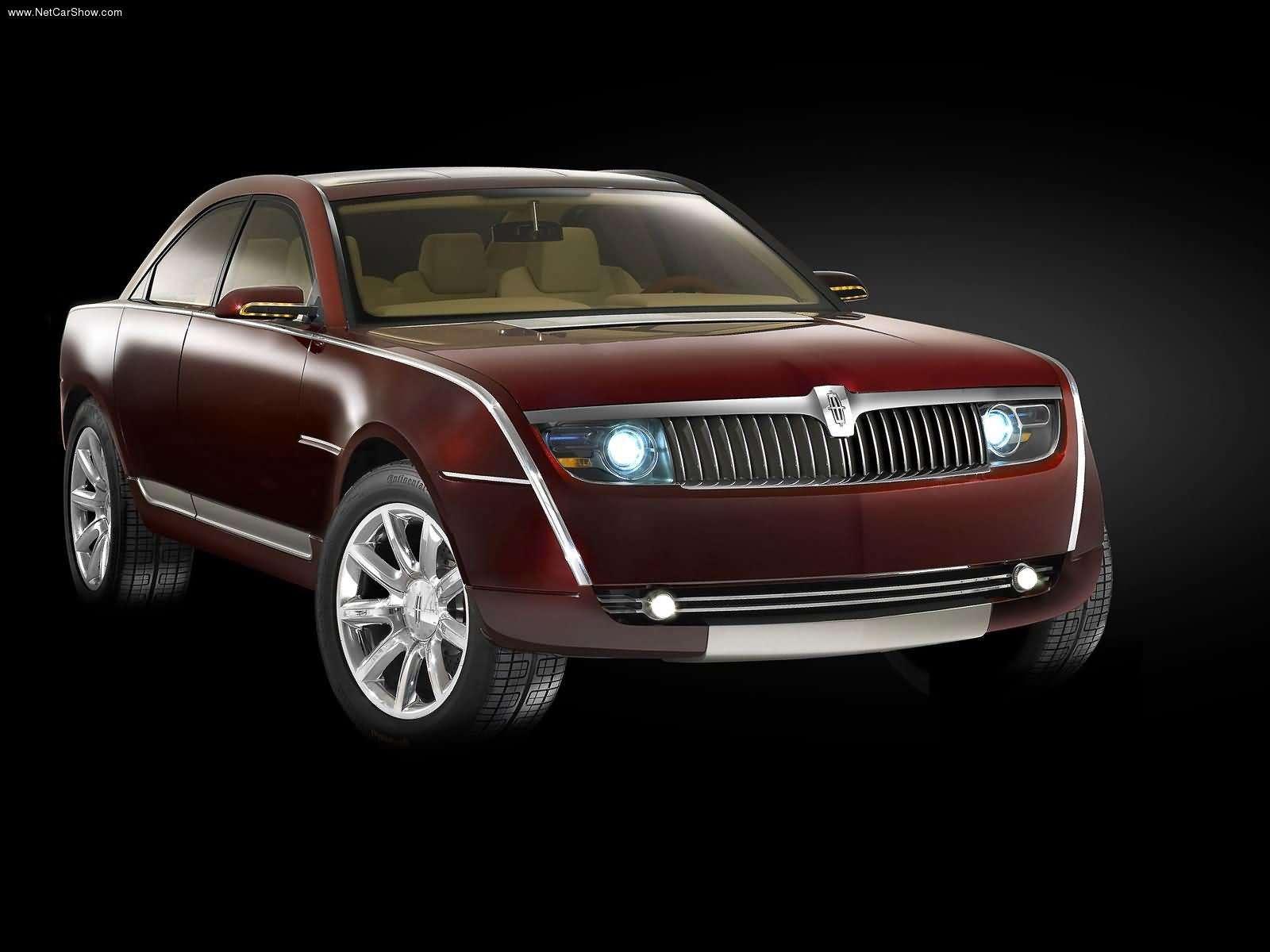 Hình ảnh xe ô tô Lincoln Navicross Concept 2003 & nội ngoại thất