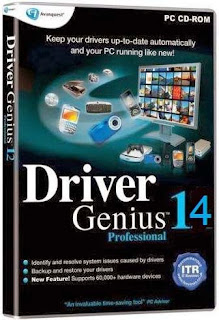 Download Driver Genius Professional 14.0.323 Build 6050 Final Including New Crack