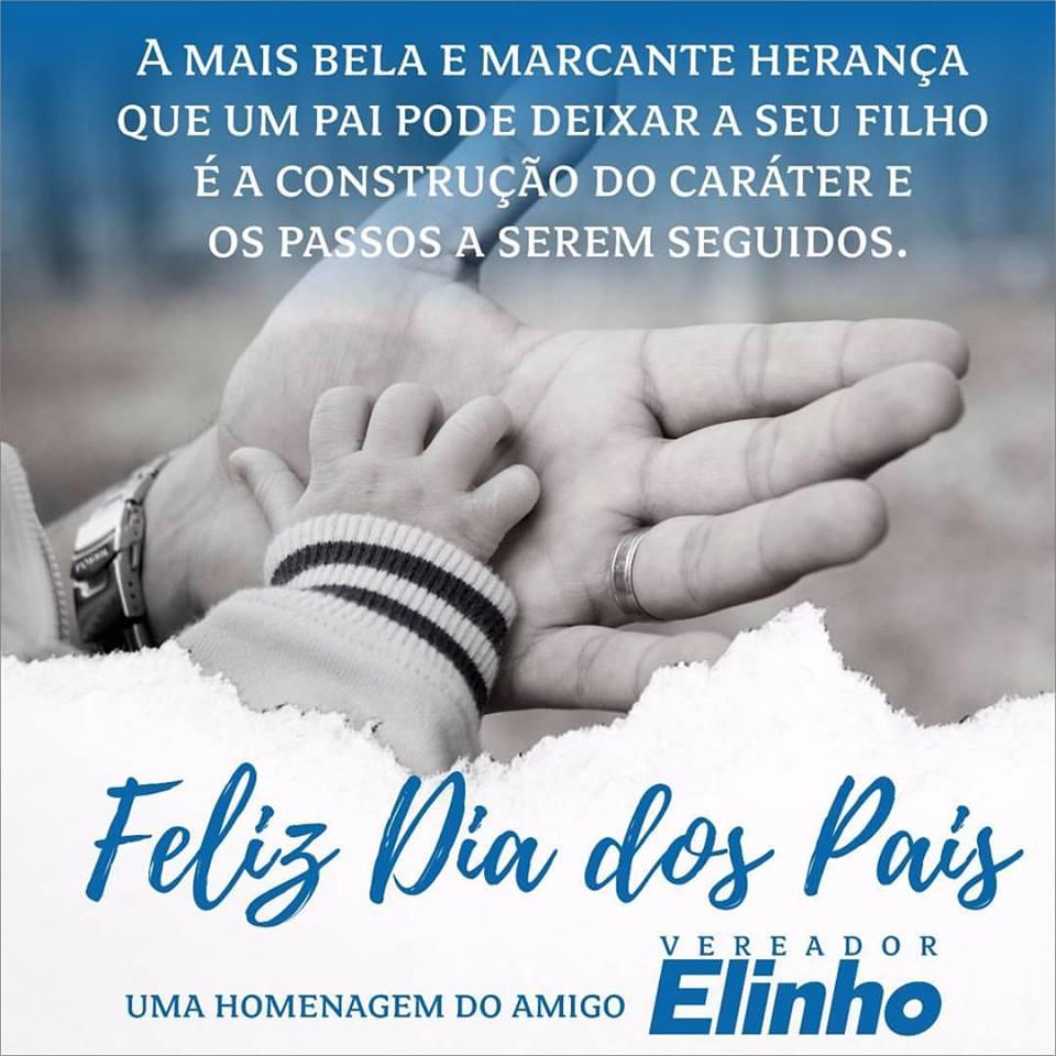 MENSAGEM DO VEREADOR ELINHO aA TODOS OS PAIS DE BUERAREMA!!!