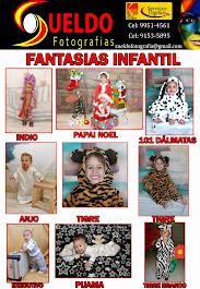 FANTASIA INFANTIL