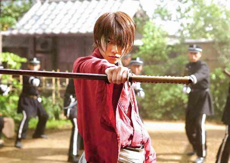 Rurouni Kenshin 2 : Kyoto Inferno (2014) Sub Indo