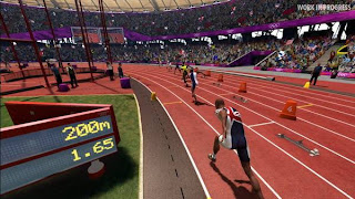 Sega's announced its official video game of the London Olympic Games